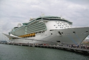 Круизный лайнер Liberty of the Seas