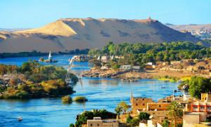 Круиз по Нилу в Египте